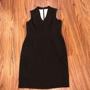 Like new gorgeous black dress